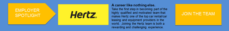 Employer Spotlight Hertz